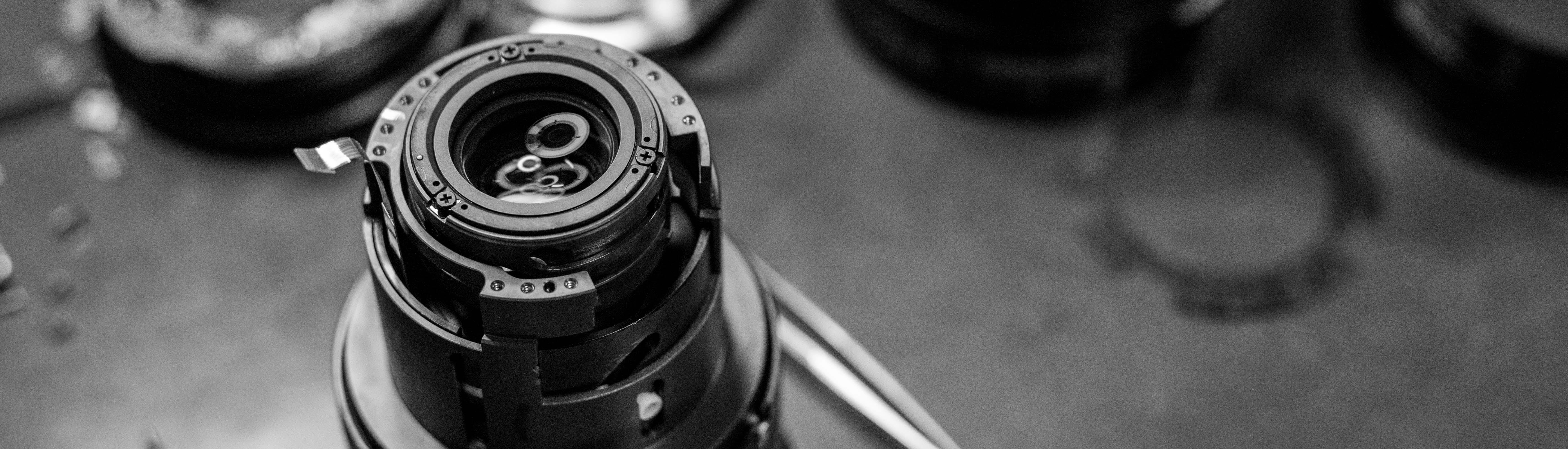 Sydney Camera Repais - Lens Repair